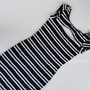Guess mini form fitting cotton stretch dress
